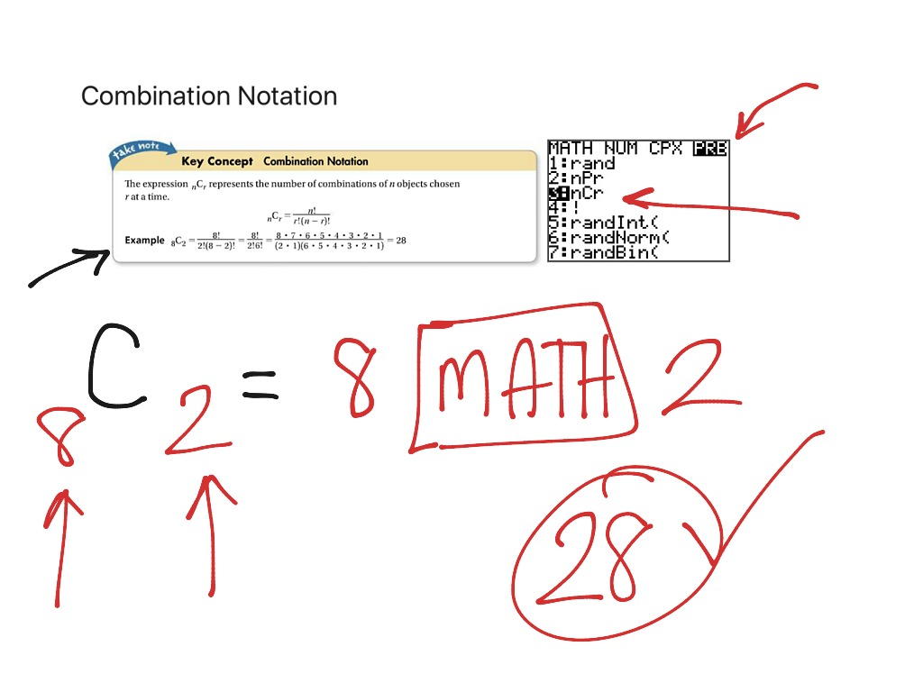 12 6 Permutations And Combinations