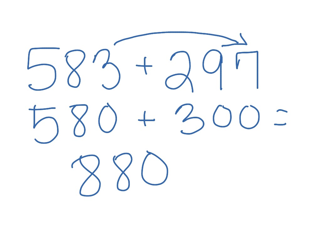 Making Numbers Compatible Addition
