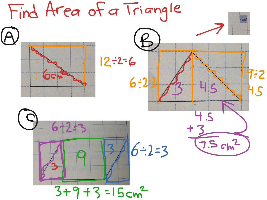 Rectangle Method For Finding Area