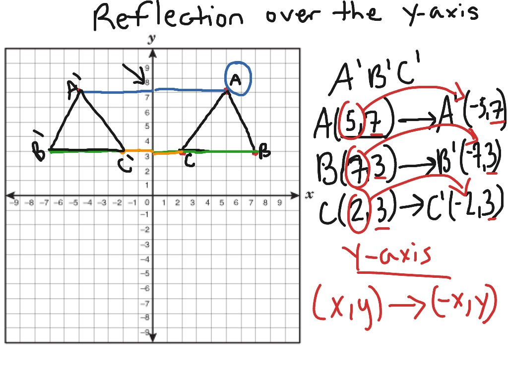 Reflection Over The Y Axis