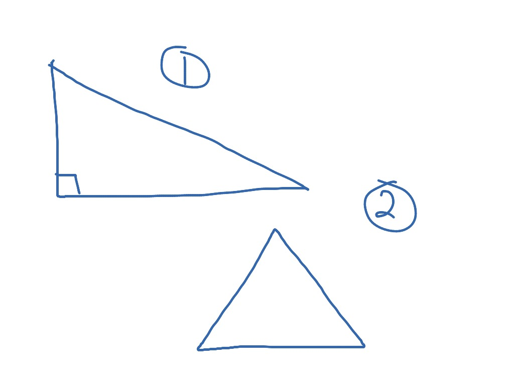 13 1 Classifying Triangles