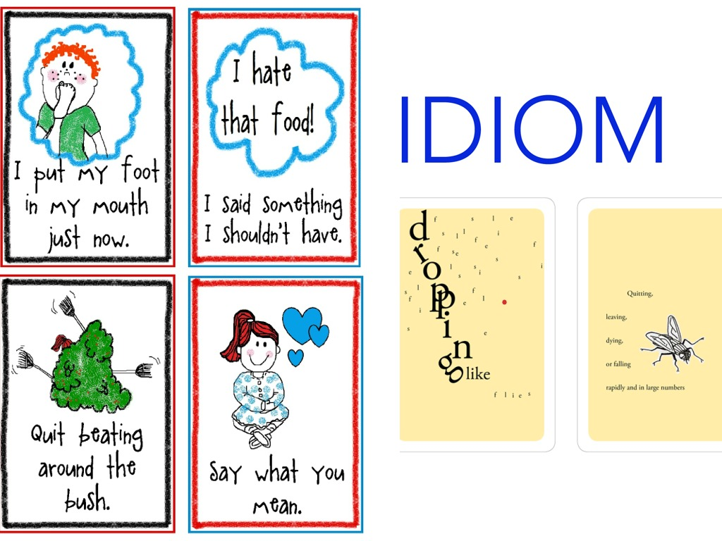 What Is A Idioms