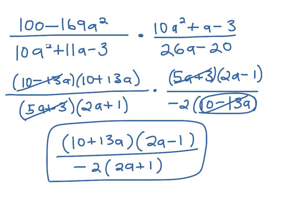 20 Pg 99 Worksheet Fractions