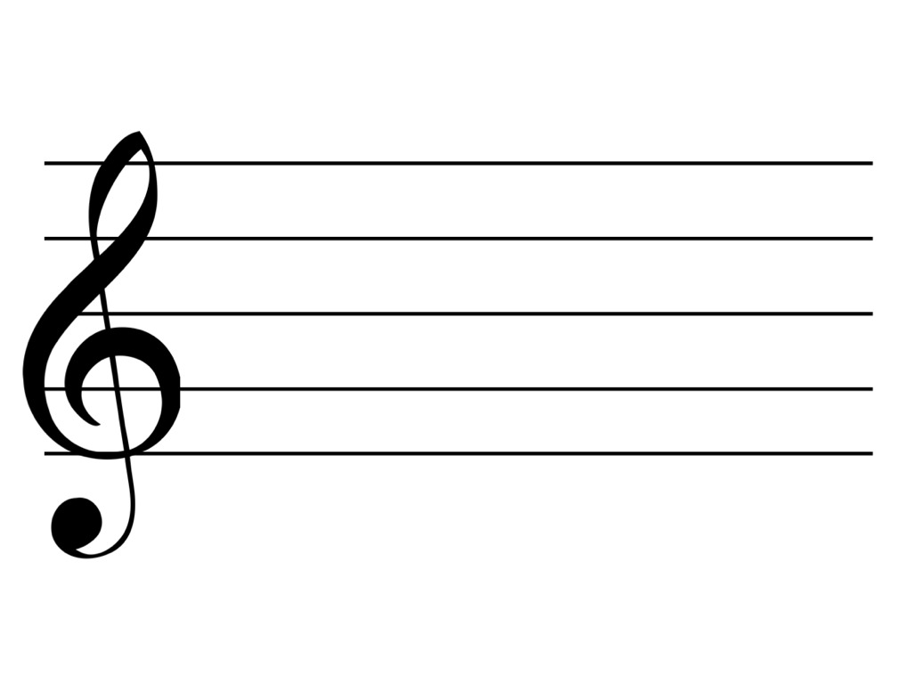 Treble Clef Note Review
