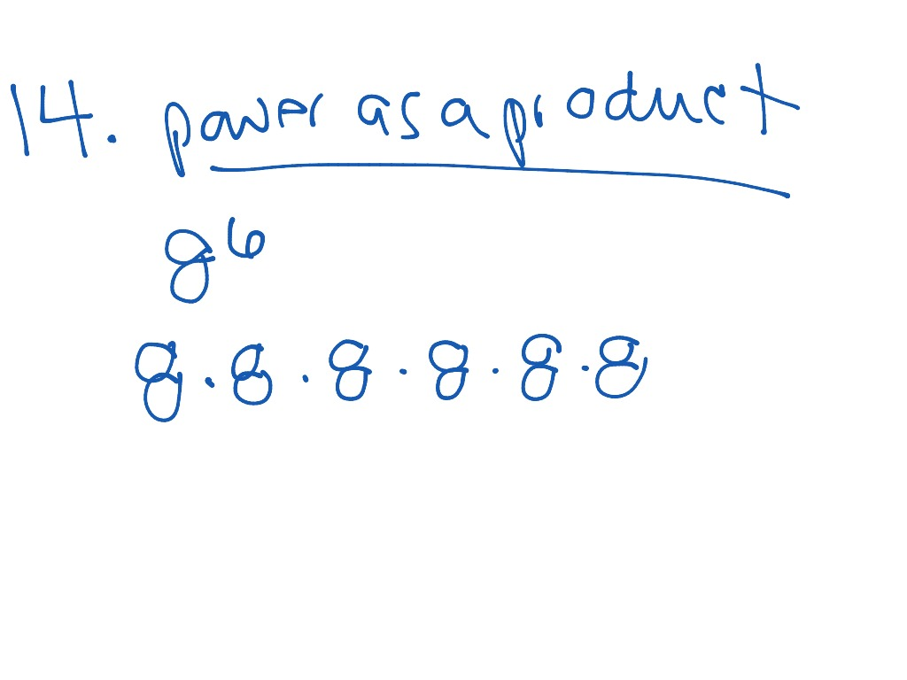 1 2 14 Write As Power Of Product Of Same Factor