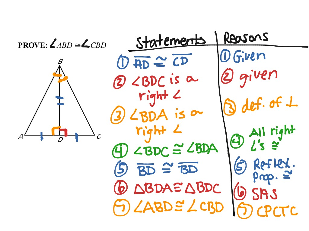 Worksheet Geometry Worksheet Congruent Triangles Answers