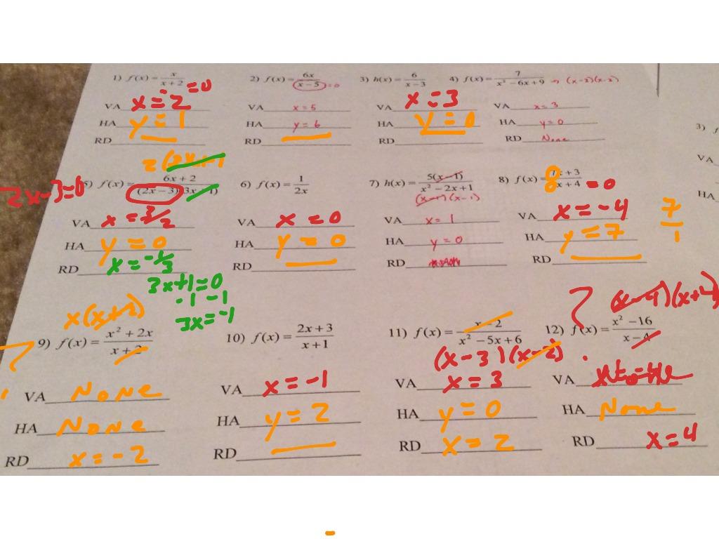 Slope Formula Worksheet Puzzle