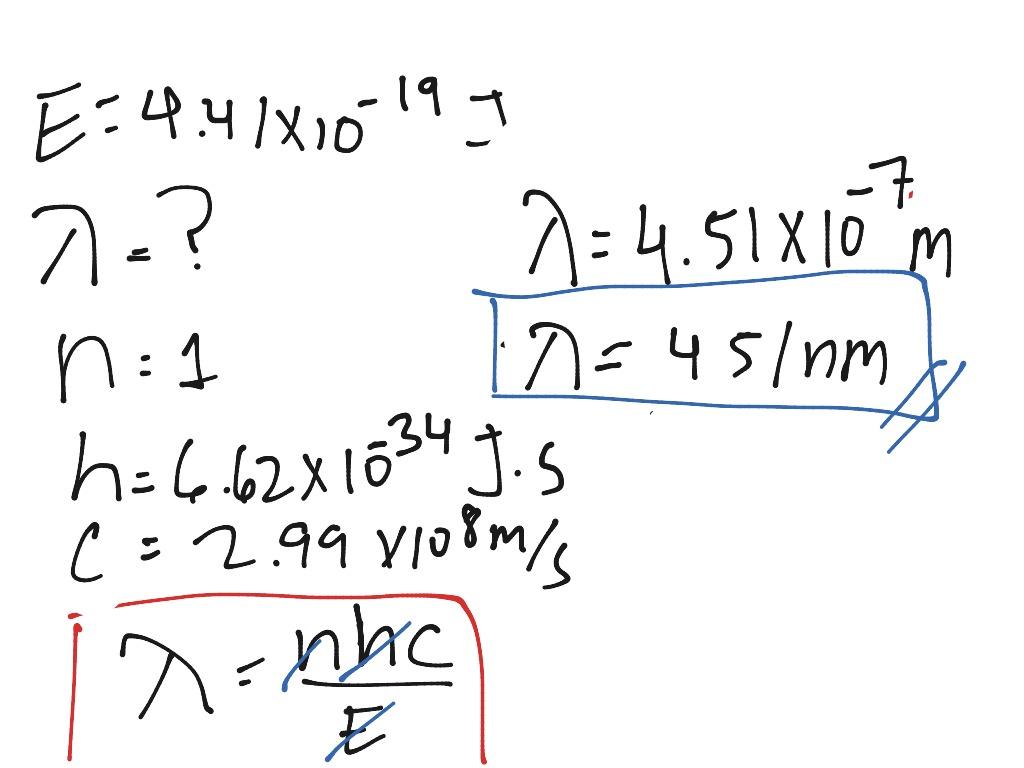 Planck S Equation