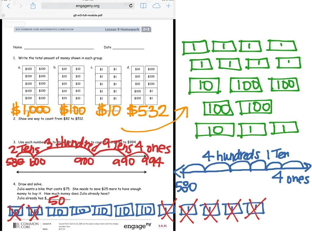 Module 3 Lesson 9 Homework