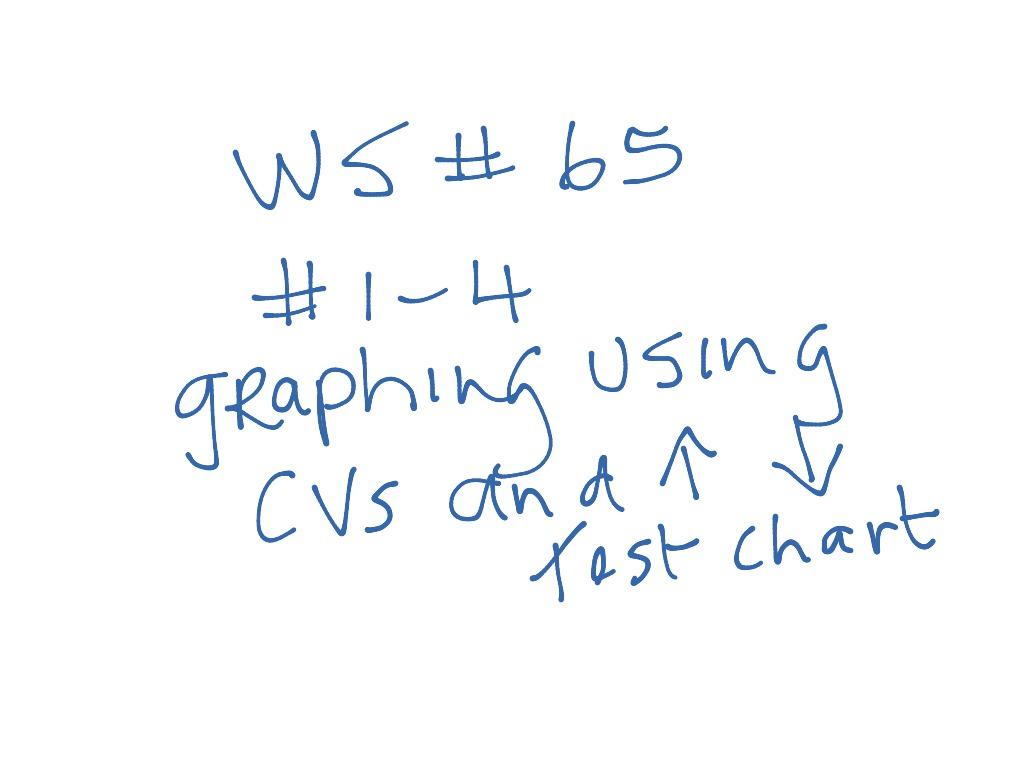 Worksheet 65 Problems 1 4 11 24 15