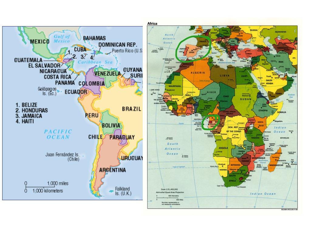 Pronunciation Of Spanish Speaking Countries