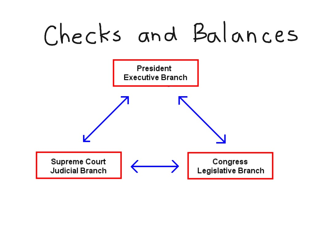 3 Branches Of Us Government