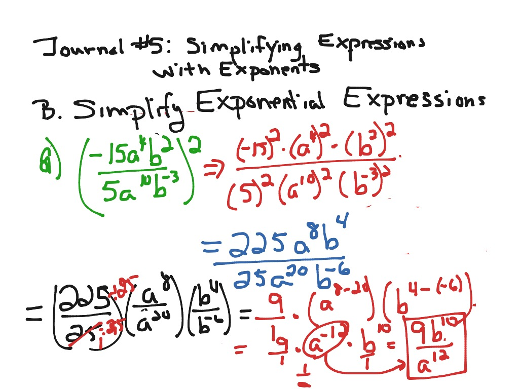 How To Solve Rational Equations With Negative Exponents