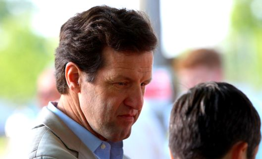 Russ Carnahan (D) [August 2013 file photo].