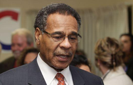 Representative Emanuel Cleaver (D).
