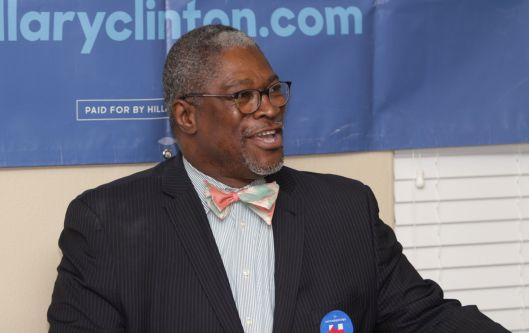 Kansas City Mayor Sly James.