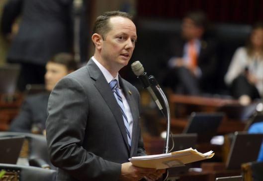 Representative Eric Burlison (r) - May 13, 2016.