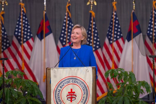 Hillary Clinton [2016 file photo].