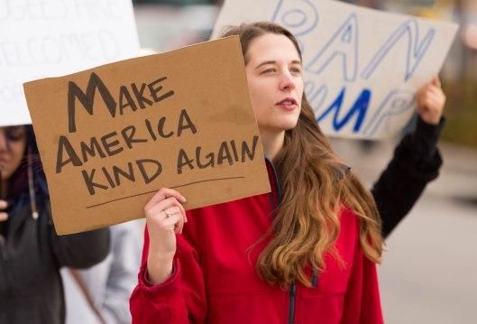 Make America kind again.