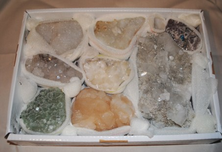 Indian Mineral Collection