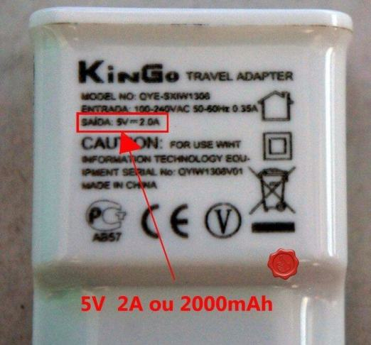 dsc07294 720x670 - Dica: como escolher o melhor carregador e cabo para o smartphone