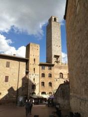 San Gimignano - 13th Century Towers