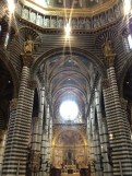 Siena - The Duomo Marble Church from 1215