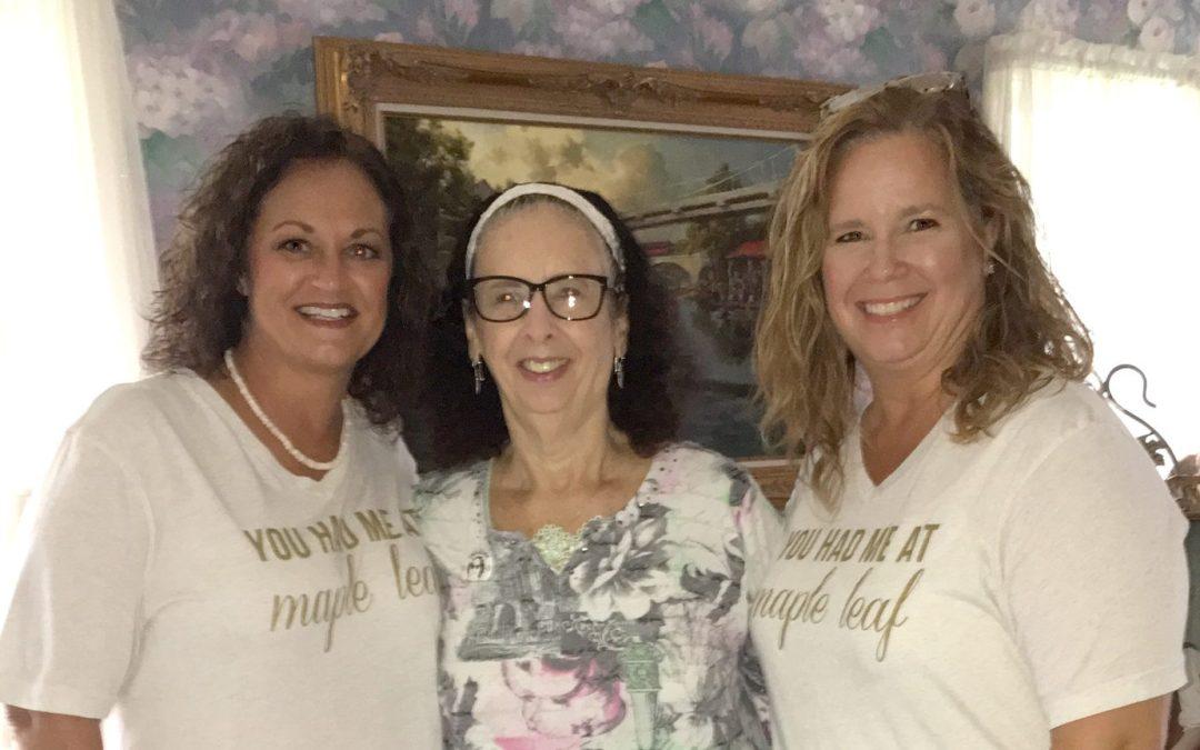 Sandy Higgins – Maple Leaf Grand Marshal