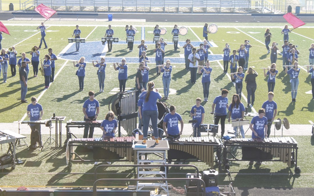 'Banding' Together from the Four-State Region for the 53rd Annual Maple Leaf Band Festival
