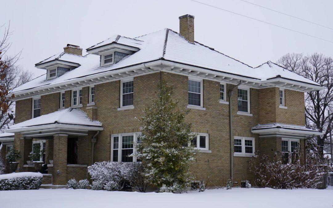 The Stephenson Home