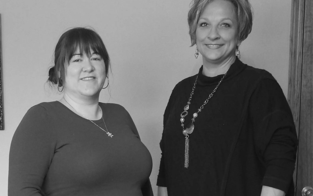 Faces of Seneca: Dr. Mallorie Rhymer and Jill Endicott, APRN