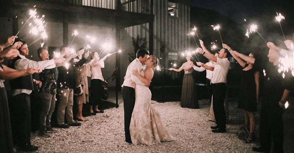 Campbell Wedding: A Love Full of Surprises