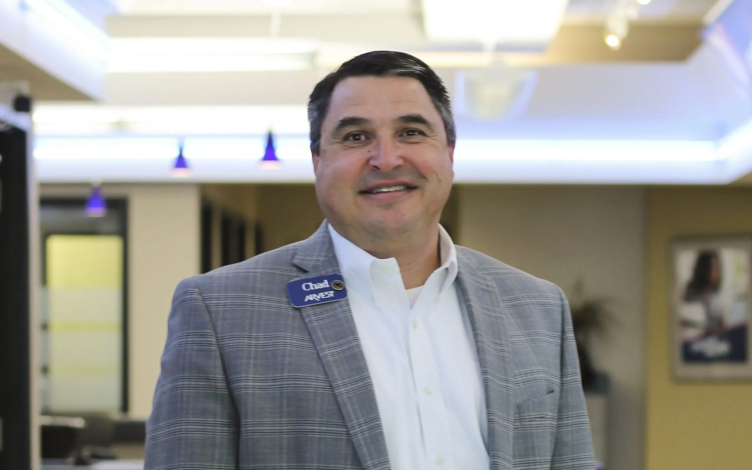 Honoring Local Presidents: Chad Evans