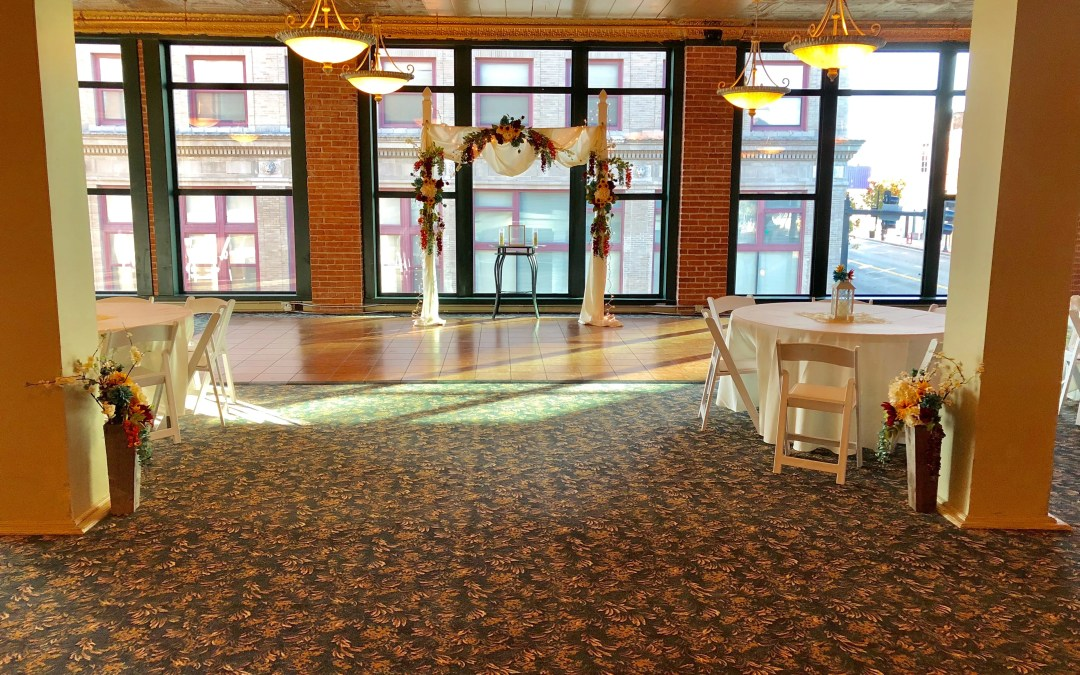 Wedding Destinations: The Ramsey Event Center