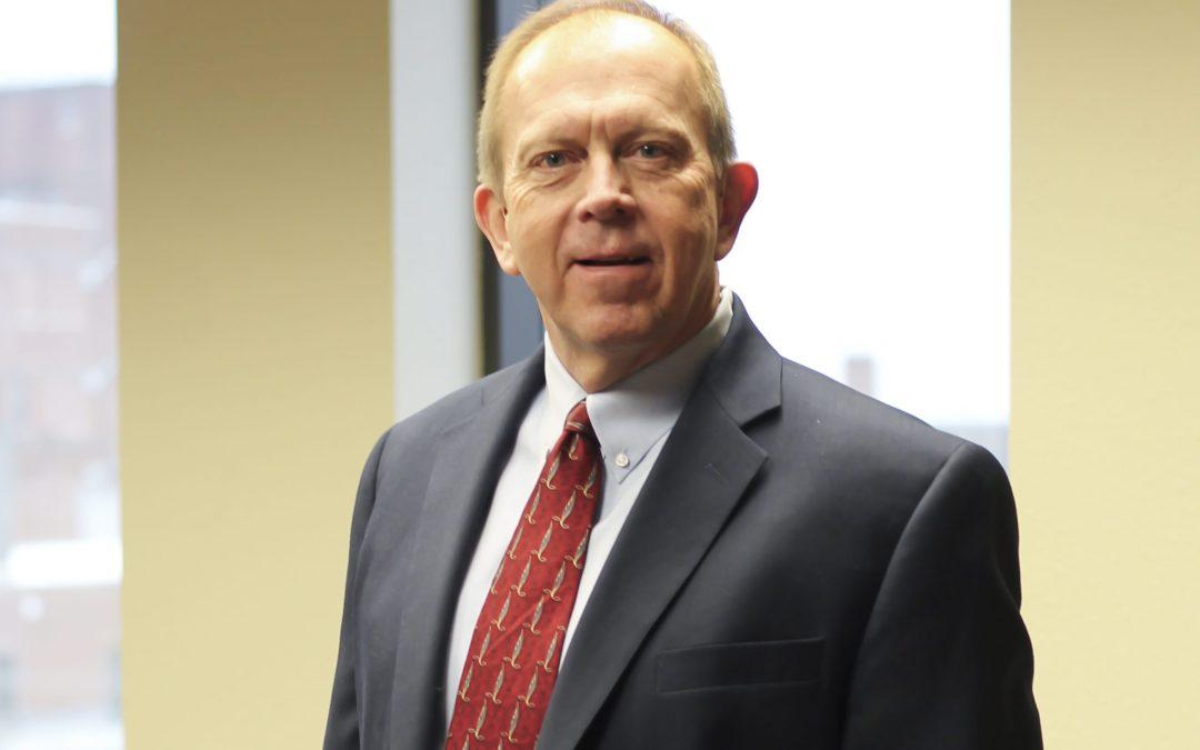 Honoring Local Presidents: David Swain, Liberty Utilities