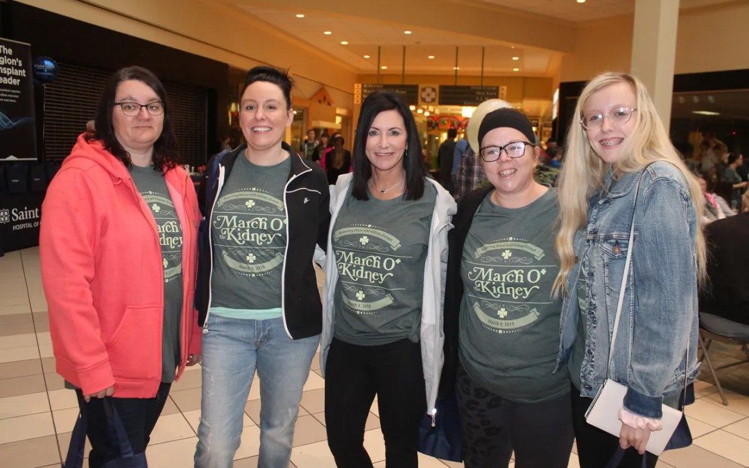 Fifth Annual March O' the Kidney