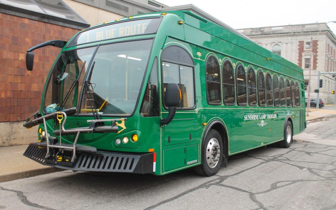 MAPS Transit & Sunshine Lamp Trolley Fast Facts