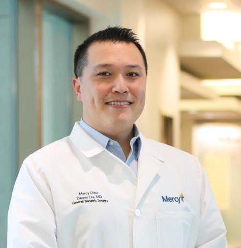 Meet the Doctors: Danny Liu, MD