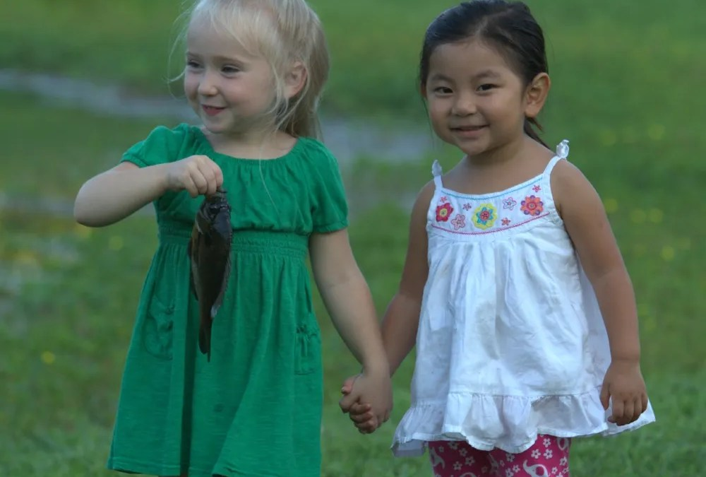 A Naturalist Voice: Grounding Kids to the Earth