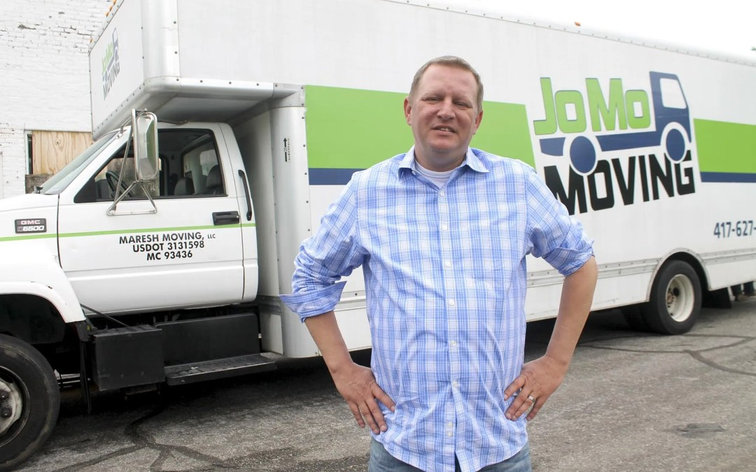 Moving On Up: Local moving company voted Business of the Year – twice!