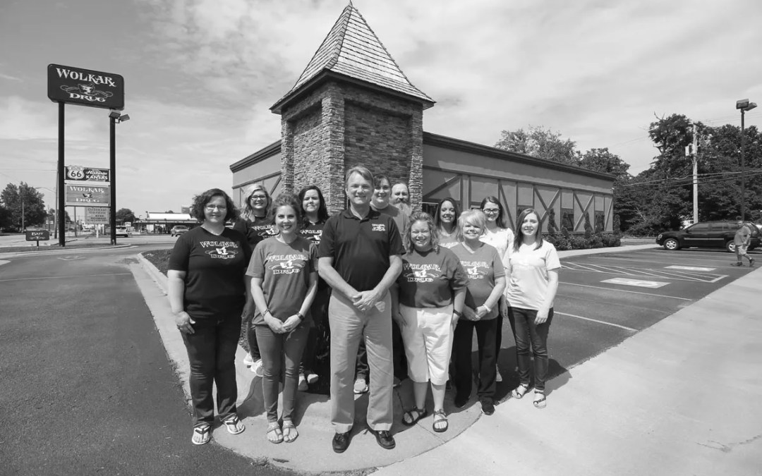 Faces of Southeast Kansas – The Faces of  Pharmacy Care: Wolkar Drug