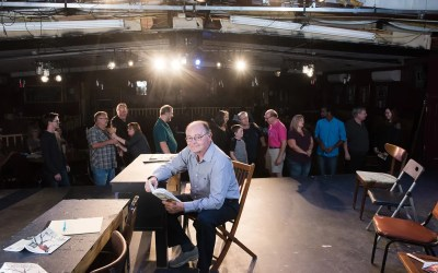 Stone's Throw Dinner Theatre: The Best Collaboration