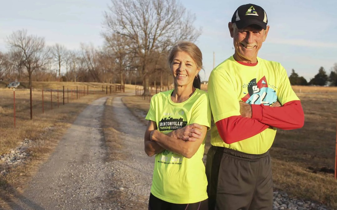 For the Love of Running  Ritchharts' 'perfect marriage' grows through weekly 5k's