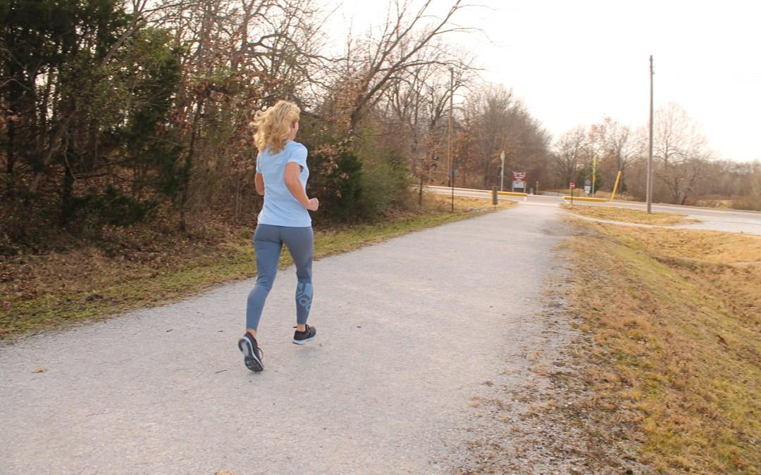 Why I Run 'He Learned to Walk. She Learned to Run'