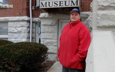 Get to Know Joe Davis Volunteer and Historian