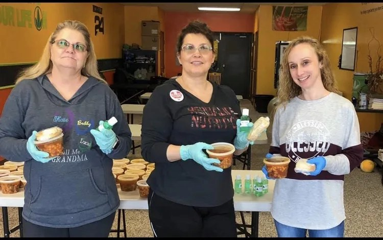 Be The Change – Grove  Lends Helping Hand by Serving the Community with 'Soup of the Week'