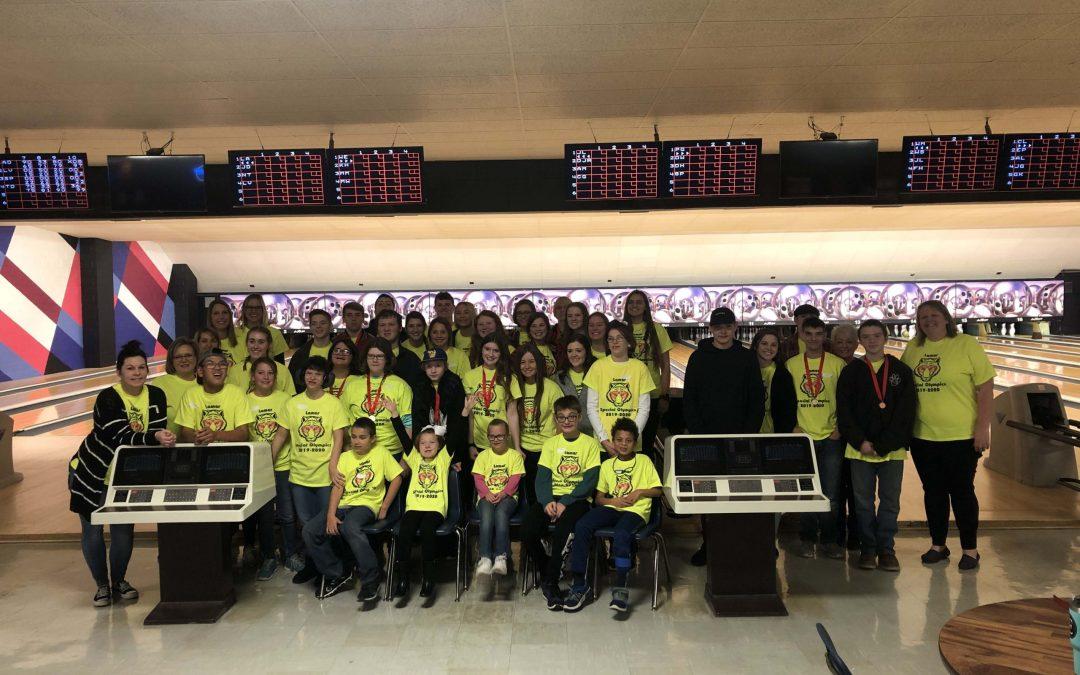Outstanding Teacher – Kristin Whitton starts Lamar's first Special Olympics team