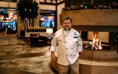 Master Chef:  A Conversation with Executive Chef Dale Davis, Indigo Sky Casino