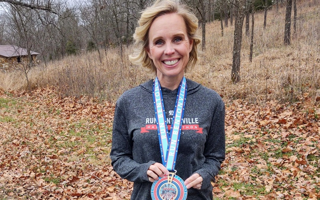 Why I Run:  Running to Heal, Healing to Run:  Rachel Bryan proves our real triumphs are often those we cannot see.