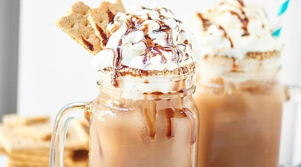 Image result for smores iced coffee
